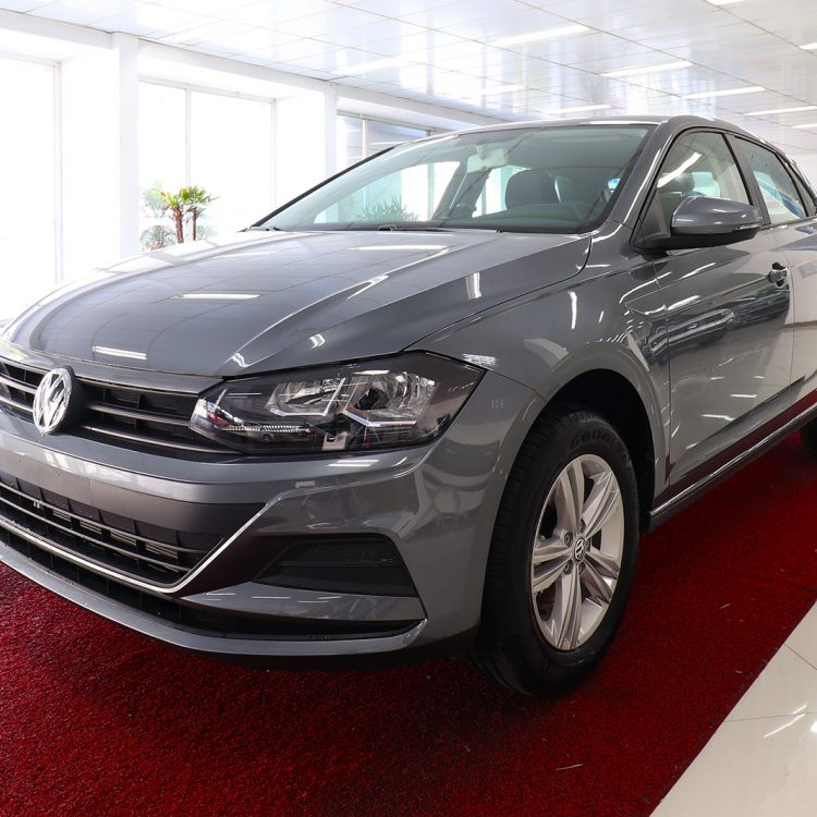 Polo 1.6 MSI 2021 Cinza Platinum